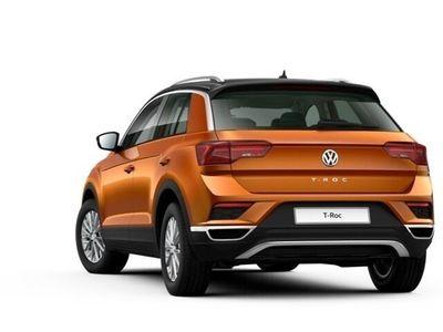 begagnad VW T-Roc TSI 115