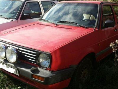 begagnad VW Golf II syncro -88