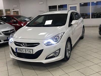 begagnad Hyundai i40 1.7 CRDi Dragkrok