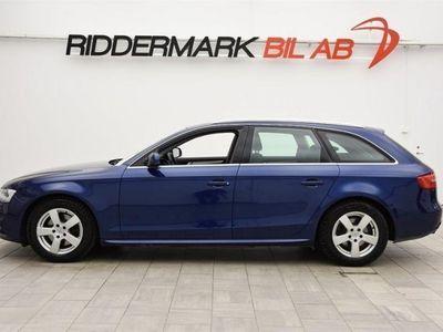 begagnad Audi A4 2.0 TDi 143hk SPORT / AUT