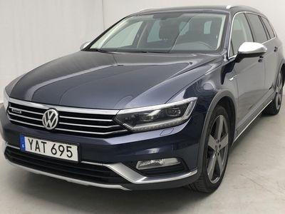 begagnad VW Passat Alltrack 2.0 TDI Sportscombi 4Motion (190hk)