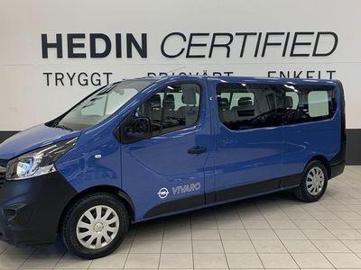 brugt Opel Vivaro Combi L2H1 1.6 CDTI, 9-sits, Drag