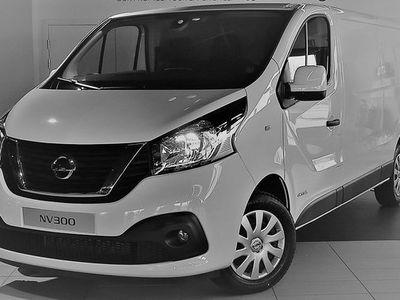 begagnad Nissan NV300 2,0DCI WORKING STAR 2019, Transportbil 299 875 kr