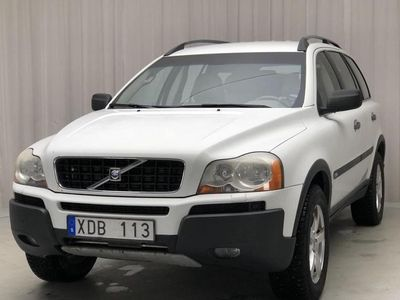 begagnad Volvo XC90 2.5T