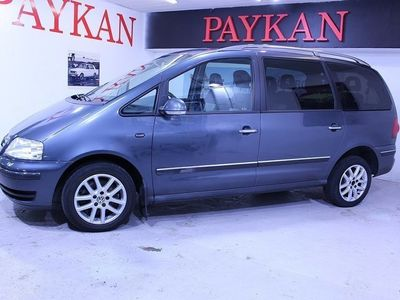 gebraucht VW Sharan 1.8 T Freestyle 7-sits 150h -07