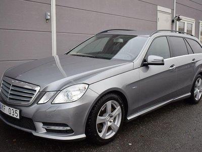 begagnad Mercedes E220 CDI BlueEFFICIENCY 7G-T