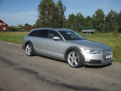 begagnad Audi A6 Allroad quattro 3.0 TDI S Tronic 204 -14