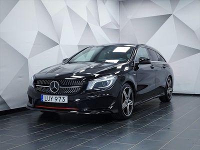 brugt Mercedes CLA250 Shooting Brake AMG SPORT, 4M,