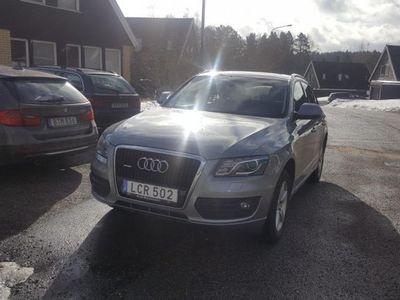 begagnad Audi Q5 3.0TDI V6 DRAG/panorama -11