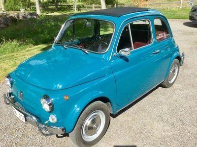 gebraucht Fiat 500L 1970