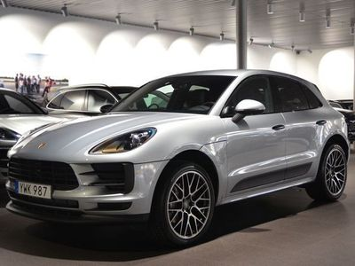 begagnad Porsche Macan - Facelift // Drive and Fly 18/1-18/2