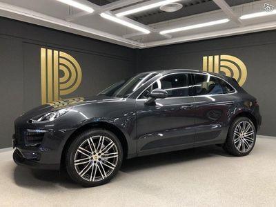 used Porsche Macan S (340hk) Sv-såld / Vämare / Drag