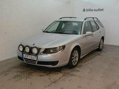begagnad Saab 9-5 1.9 TiD SportCombi SoV Drag Hirsch 175hk