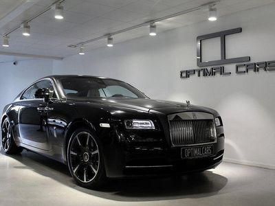 begagnad Rolls Royce Wraith 632HK Two-Tone Starlight -15