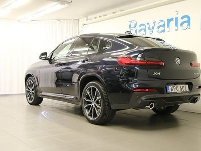 begagnad BMW X4 xDrive30i M Sport Innovation pkt Conn -19