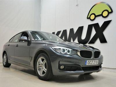 begagnad BMW 320 Gran Turismo d | xDrive | | S&V-Hjul | 190hk