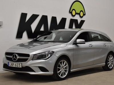 begagnad Mercedes CLA200 Shooting Brake CLA 7G-DCT, 156hk