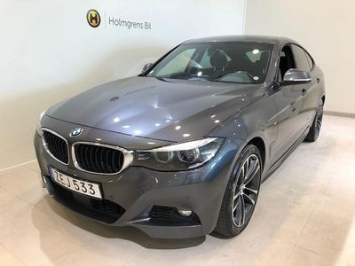 begagnad BMW 320 Gran Turismo d xDrive / Connected / M Sport / Drag / mm.