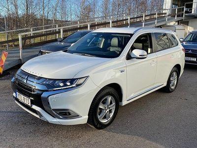 begagnad Mitsubishi Outlander 2.4 PHEV 4WD Fleet Edition Automat