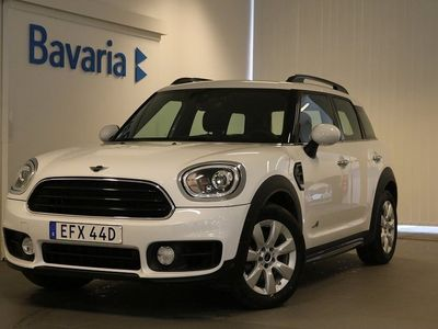 begagnad Mini Cooper Countryman ALL4 CountrymanExperience Aut Nypris: 337400kr