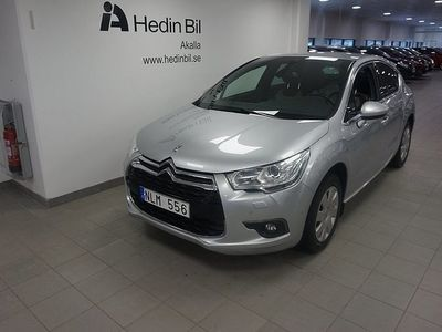begagnad Citroën DS4 1,6 e-HDI 110HK 5D AUTOMAT V-HJUL