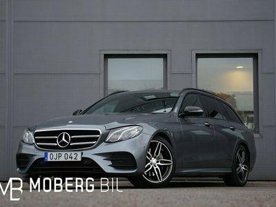 begagnad Mercedes E220 d 194hk AMG Night Pack. 1523MIL