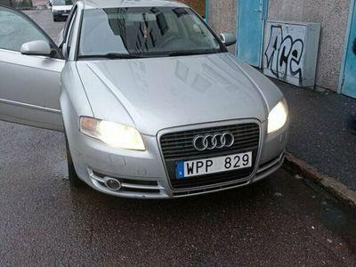begagnad Audi A4 2,0 T FSI