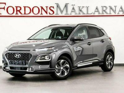 begagnad Hyundai Kona 1.6 AUT HYBRID TREND TEKNIK PKT