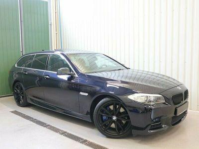 begagnad BMW M550 D F11 xDRIVE 381HK INDIVIDUAL UNIK EURO6 PANORAMA
