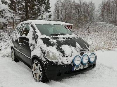 begagnad Mercedes A140 -99