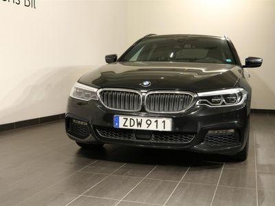 begagnad BMW 540 i xDrive M Sport Aut B&W Night Vision