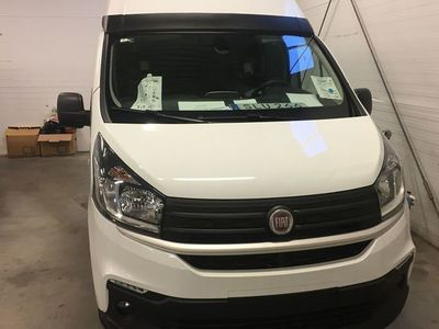 begagnad Fiat Talento SKÅP L2H2 1.6 ECOJET TWINTURBO 125 HK S/S