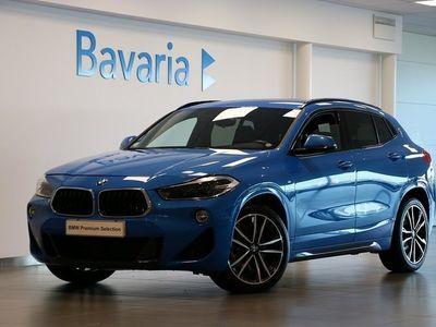 begagnad BMW X2 20d xDrive M-Sport Innovation Edt Nypris 556.000:-