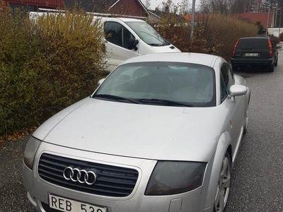 begagnad Audi TT 1.8 T Bålsta