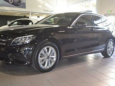 used Mercedes C220 D KOMBI