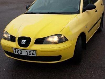 begagnad Seat Ibiza 1.2 (Lågmilare)