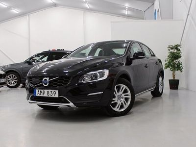 begagnad Volvo S60 CC D4 AWD Geartronic Momentum Euro 6