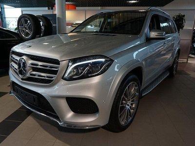 begagnad Mercedes GLS350 d