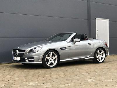begagnad Mercedes 250 SLK BenzAMG Command Kamera Airscarf 2012, Cab 289 900 kr