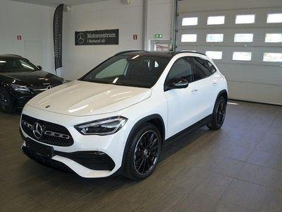 "begagnad Mercedes GLA250 4MATIC AMG ""Nya modelle"