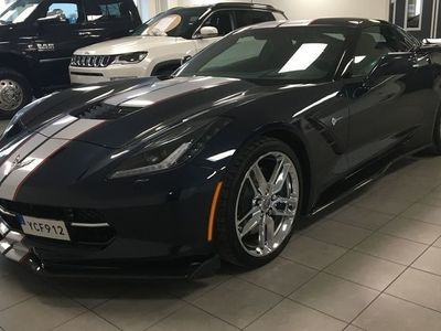begagnad Chevrolet Corvette C7 Z51 6.2L V8 466hk AT8