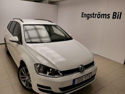 begagnad VW Golf Sportscombi 1,2 TSI 110HK -17