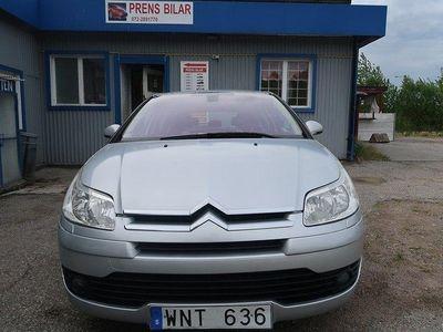 begagnad Citroën C4 2.0 136hk