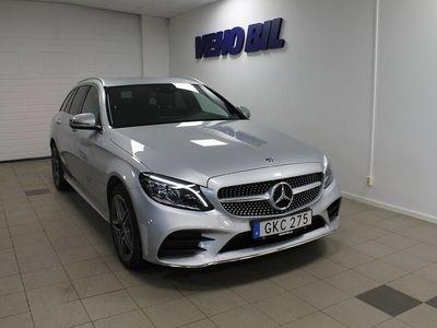 brugt Mercedes C220 d 4-Matic Kombi AMG Värmare Drag