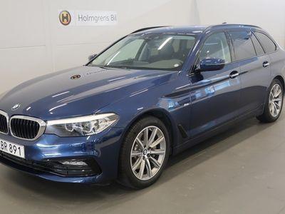 begagnad BMW 530 i xDrive Touring Winter / Navi / Drag