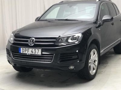begagnad VW Touareg V8 TDI