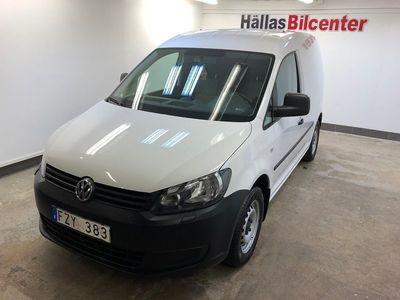 begagnad VW Caddy Dieselvärmare Arbetsskåp 1.6 -11