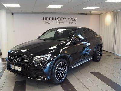 begagnad Mercedes 250 GLC BenzAMG 2017, SUV 349 000 kr