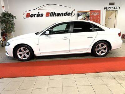 begagnad Audi A4 Sedan 2.0 TDI DPF 136hk