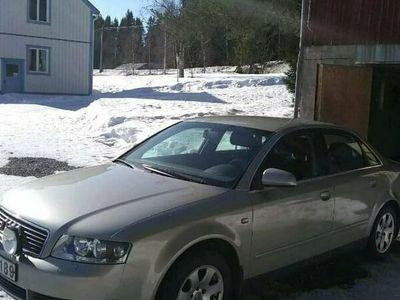 begagnad Audi A4 2,0